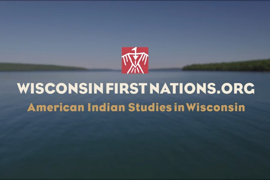 Wisconsin First National logo and banner