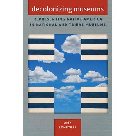 The cover of the book Decolonizing Museums.