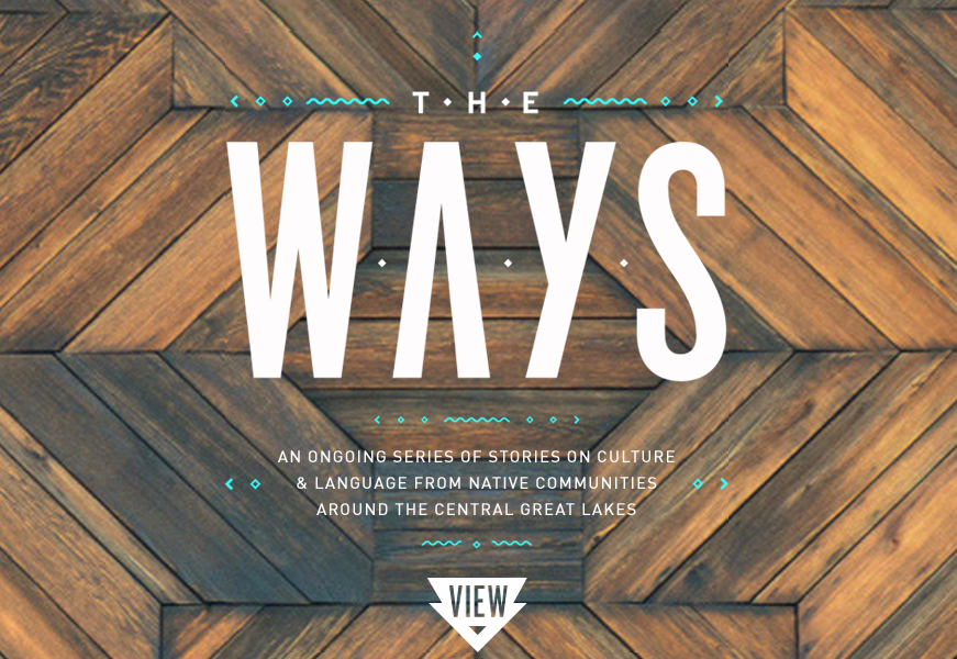 The Ways website logo