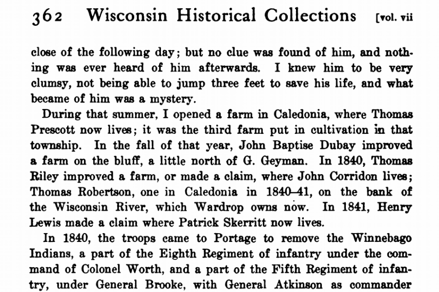 Image of the Wisconsin Historical Collection document